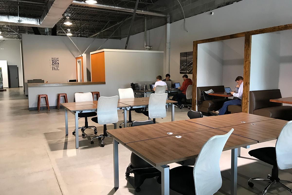 Coworking space in King of Prussia, PA