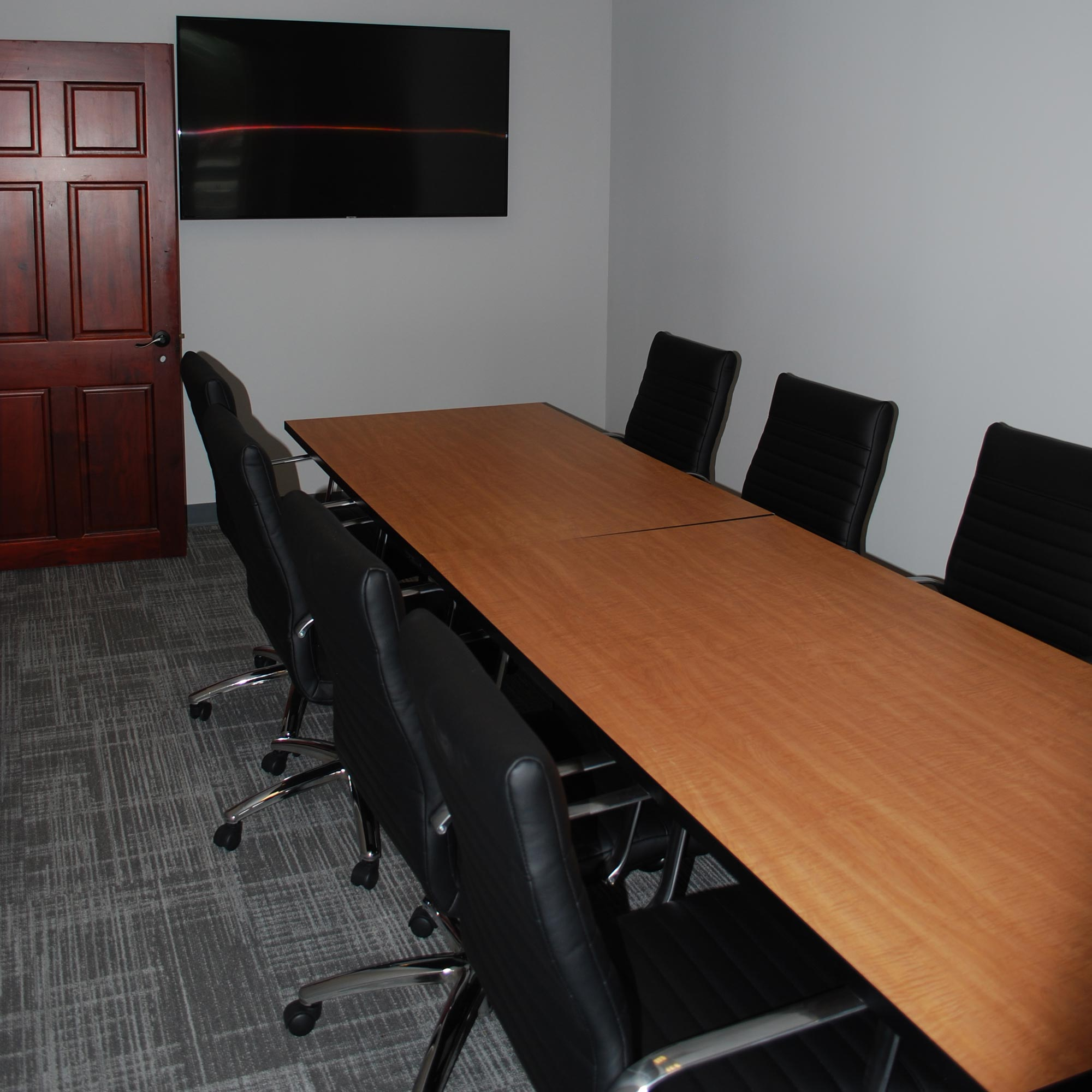8 Person Executive Conference Room